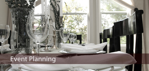 Event planning, Wedding planning and Innovation workshops - Event planning