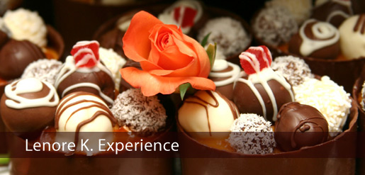 Event planning, Wedding planning and Innovation workshops - LENORE K. Experience